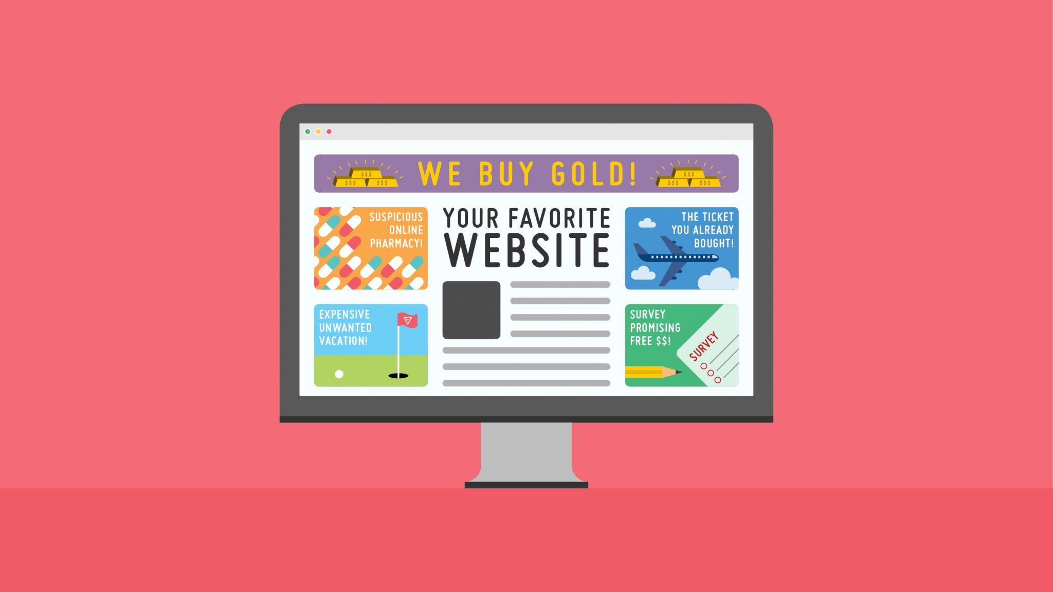 Menaxhim i reklamave (baner) ne portale online