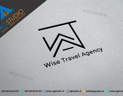 LOGO WISE TRAVEL AGENCY